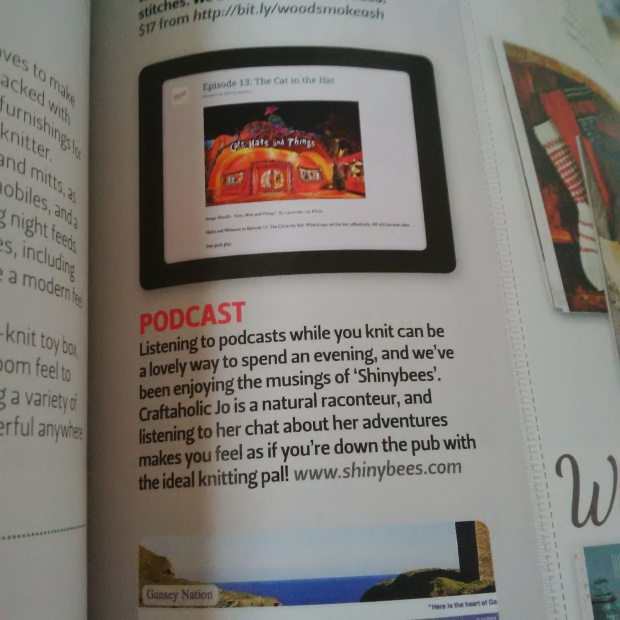 The Knitter Podcast