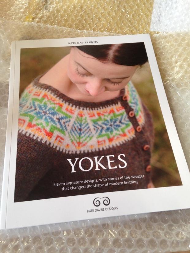 Kate Davies Yokes
