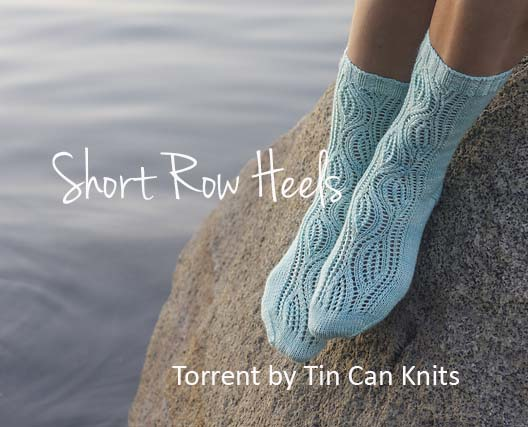 Image Details: 'Torrent' by Tin Can Knits. Image Copyright Tin Can Knits.