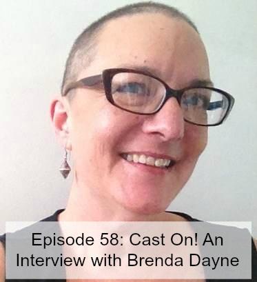 Ep58 promo Brenda Dayne